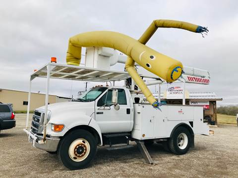 2005 Ford F-750 Super Duty for sale in San Antonio, TX