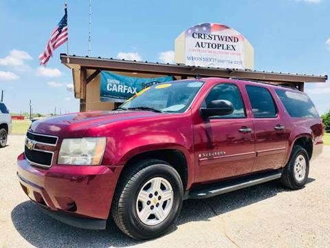 2008 Chevrolet Suburban for sale in San Antonio, TX