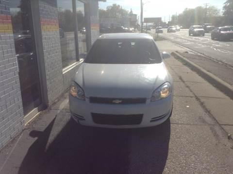 2011 Chevrolet Impala for sale in Warren, MI