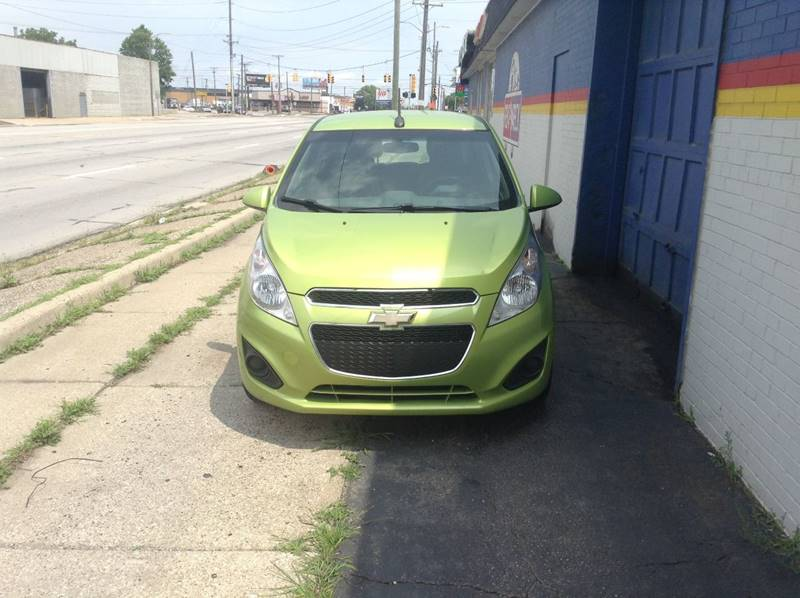 2014 Chevrolet Spark for sale at Ode Auto Sales in Warren MI