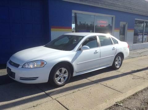 2014 Chevrolet Impala Limited for sale in Warren MI