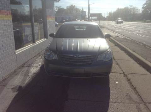 2010 Chrysler Sebring for sale at Ode Auto Sales in Warren MI