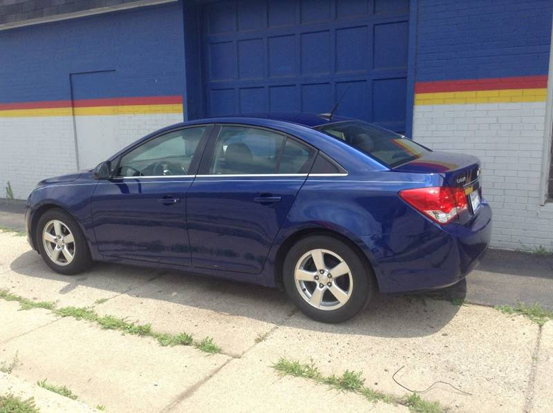 2013 Chevrolet Cruze for sale at Ode Auto Sales in Warren MI