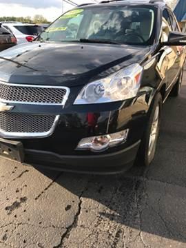 2012 Chevrolet Traverse for sale in Fox Lake, IL