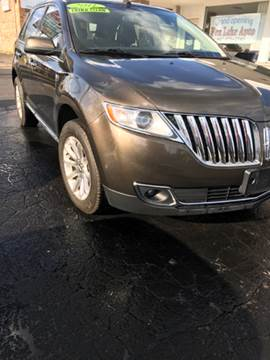 2011 Lincoln MKX for sale in Fox Lake, IL