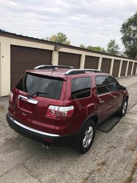 2007 GMC Acadia for sale in Fox Lake, IL