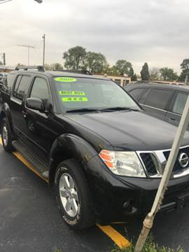 2009 Nissan Pathfinder for sale in Fox Lake, IL
