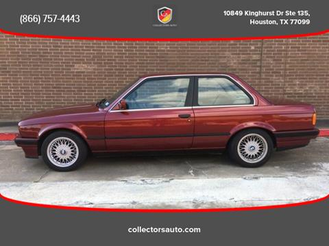 1990 BMW 3 Series for sale in Houston, TX