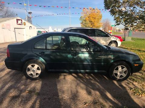 2002 Volkswagen Jetta for sale in Fargo, ND