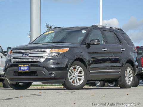 2015 Ford Explorer for sale in Matteson, IL
