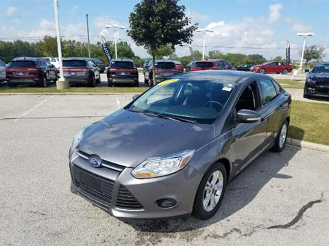 2014 Ford Focus for sale in Matteson, IL
