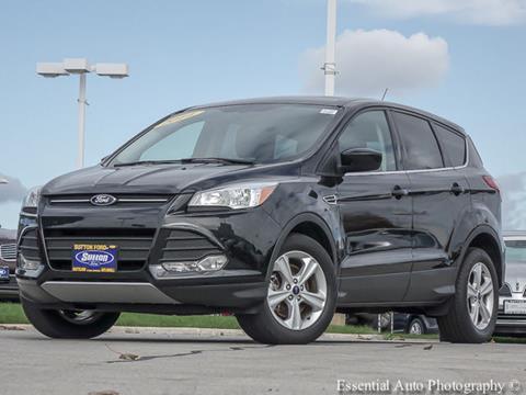 2014 Ford Escape for sale in Matteson, IL