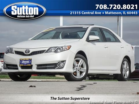 2014 Toyota Camry for sale in Matteson, IL