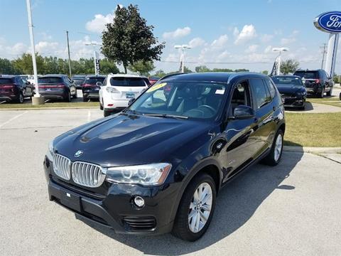 2015 BMW X3 for sale in Matteson IL
