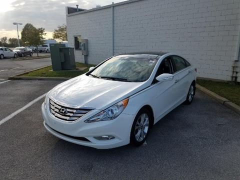 2013 Hyundai Sonata for sale in Matteson IL