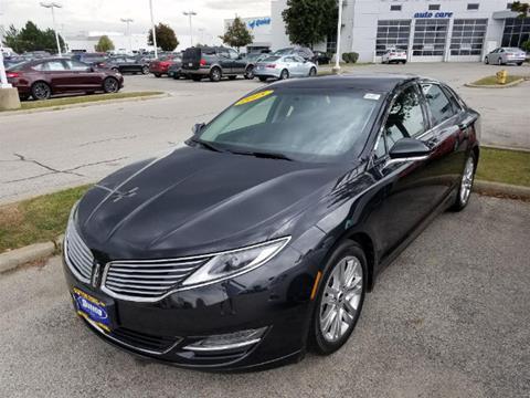 2015 Lincoln MKZ for sale in Matteson, IL