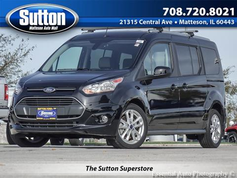 2017 Ford Transit Connect Wagon for sale in Matteson, IL