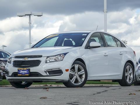 2016 Chevrolet Cruze Limited for sale in Matteson, IL