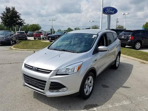 2015 Ford Escape for sale in Matteson, IL