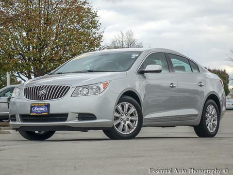 2013 Buick LaCrosse for sale in Matteson, IL