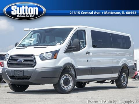 2018 Ford Transit Passenger for sale in Matteson, IL