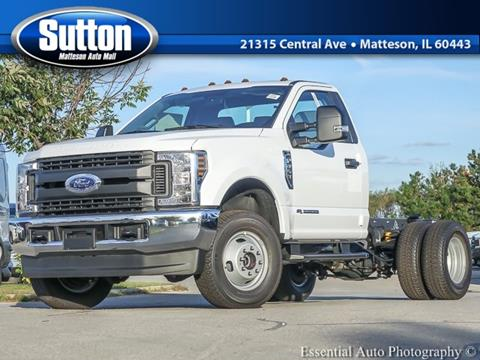 2019 Ford F-350 Super Duty for sale in Matteson, IL