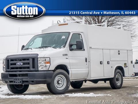 2018 Ford E-Series Chassis for sale in Matteson, IL