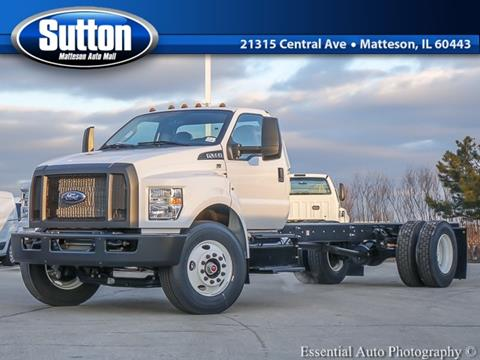 2019 Ford F-650 Super Duty for sale in Matteson, IL