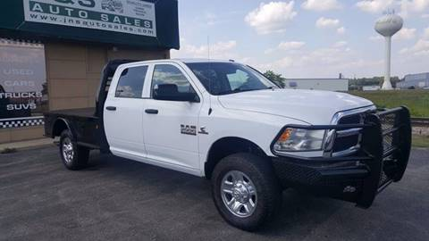 2015 RAM Ram Pickup 2500 for sale in Blissfield, MI
