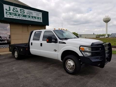2013 Ford F-350 Super Duty for sale at J & S Auto Sales in Blissfield MI
