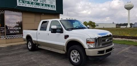 2010 Ford F-250 Super Duty for sale in Blissfield, MI