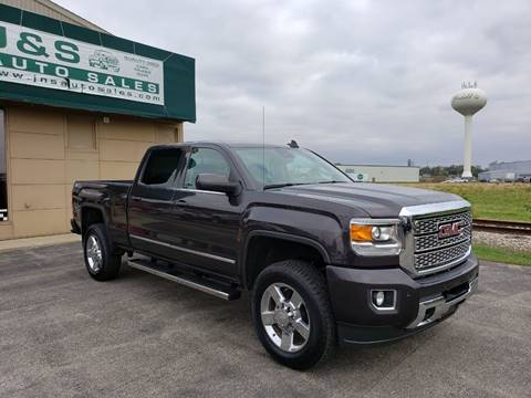2015 GMC Sierra 2500HD for sale in Blissfield, MI