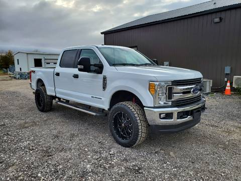2017 Ford F-250 Super Duty for sale in Blissfield, MI