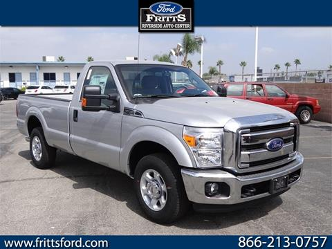 2016 Ford F-250 Super Duty for sale in Riverside, CA