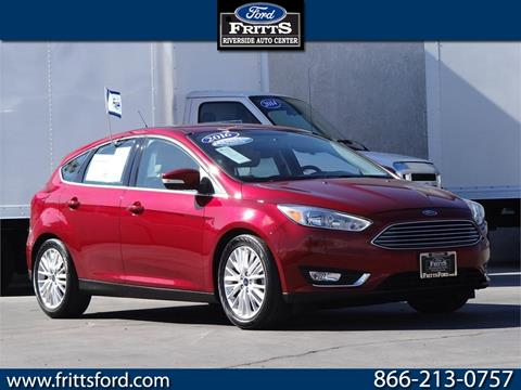 2016 Ford Focus for sale in Riverside, CA
