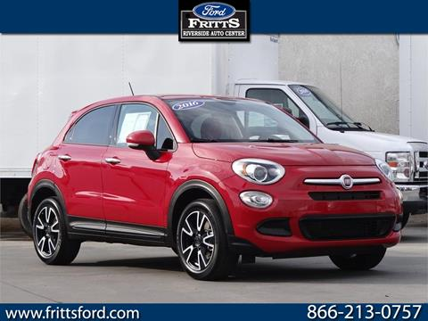 2016 FIAT 500X for sale in Riverside, CA