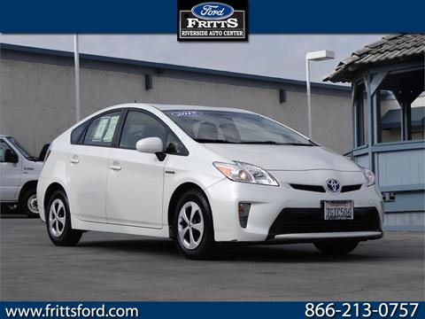 2015 Toyota Prius for sale in Riverside, CA