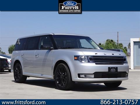 2017 Ford Flex for sale in Riverside, CA