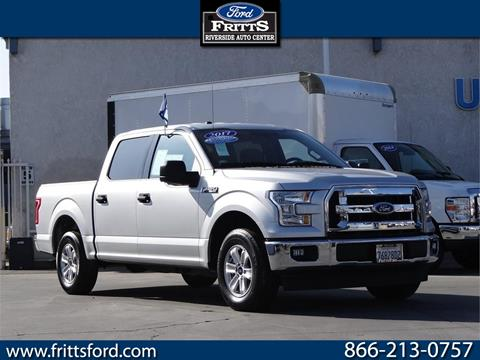 2017 Ford F-150 for sale in Riverside, CA