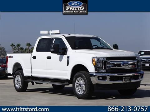 2017 Ford F-250 Super Duty for sale in Riverside, CA