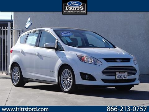 2016 Ford C-MAX Hybrid for sale in Riverside, CA