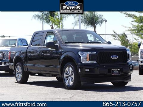 2018 Ford F-150 for sale in Riverside, CA
