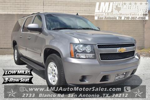 2012 Chevrolet Suburban for sale in San Antonio, TX