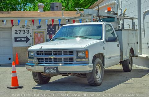 2000 Chevrolet C/K 3500 Series for sale in San Antonio, TX