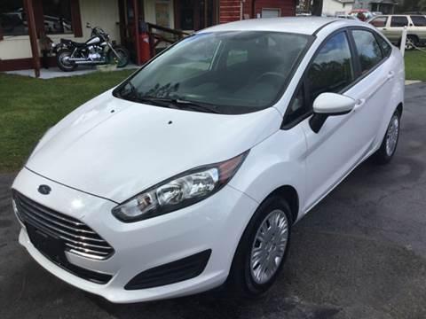 2014 Ford Fiesta for sale in Dunnellon, FL