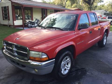 2002 Dodge Dakota for sale in Dunnellon, FL