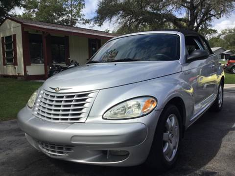 2005 Chrysler PT Cruiser for sale in Dunnellon, FL