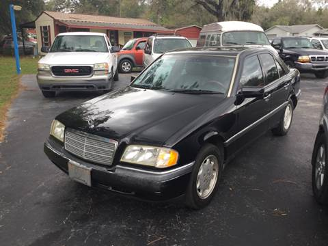 1997 Mercedes-Benz C-Class for sale in Dunnellon, FL