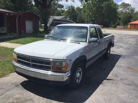 1996 Dodge Dakota for sale in Dunnellon, FL