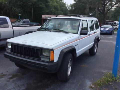 1991 Jeep Cherokee for sale in Dunnellon, FL
